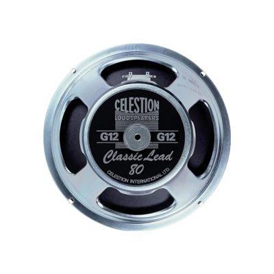 Der Celestion Classic Lead wird von Leadgitarristen für seine schnelle Ansprache, seinen Druck und seine Ausdrucksfähigkeit geliebt.
